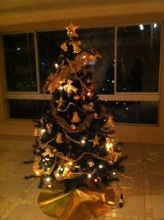 クリスマスツリー__