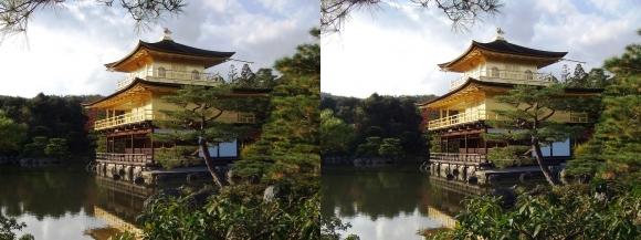 金閣寺⑧(平行法)