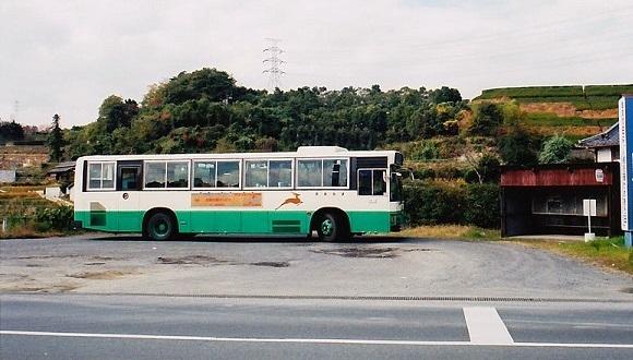 奈良交通バス 北田原