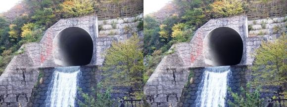 天野川トンネル(平行法)