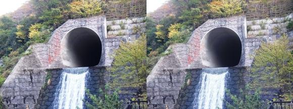 天野川トンネル(交差法)