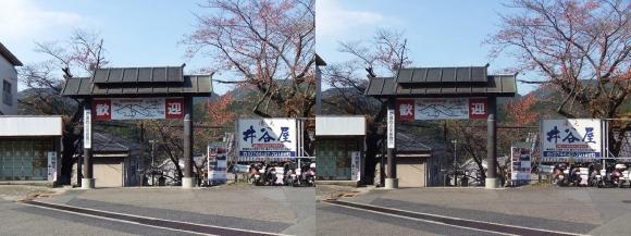 近鉄 長谷寺駅前(交差法)