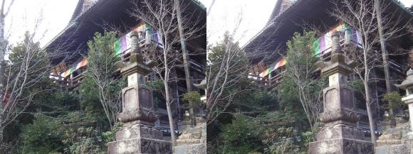 総本山 長谷寺 本堂①(交差法)