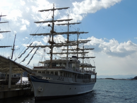 N3404帆船
