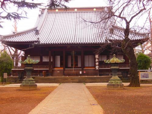 寛永寺本堂