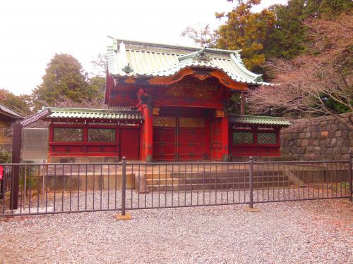 徳川家廟所