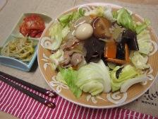 あんかけ麺
