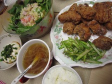 2012-6-4晩御飯