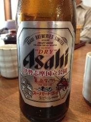 ビール 伊勢ラベルバージョン