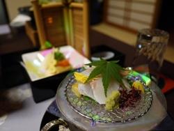 胡蝶蘭 夕食1