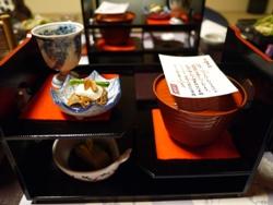 胡蝶蘭 夕食2
