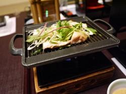 胡蝶蘭 夕食3