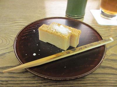 レンコン甘味
