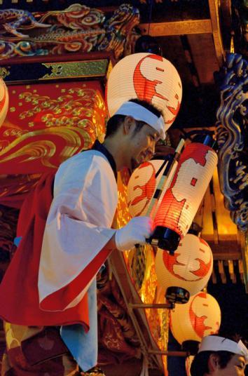 秩父夜祭り祭人6(1)