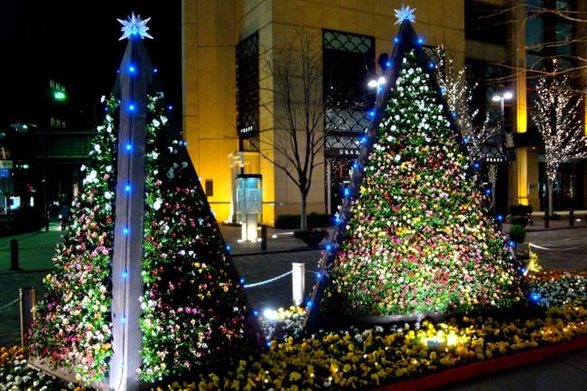 東京日比谷のクリスマス7