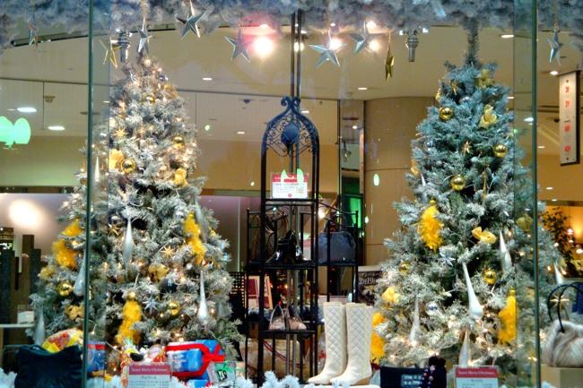 東京日比谷のクリスマス6