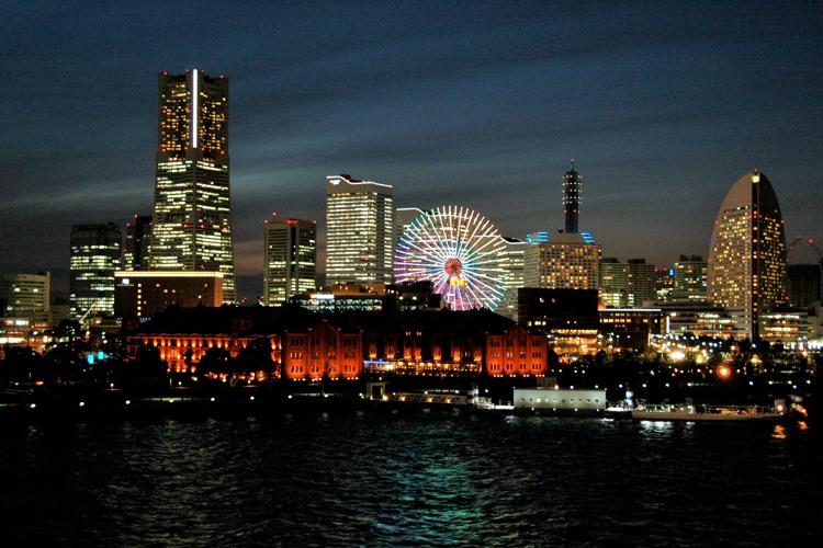 横浜の夜景8