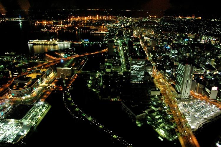 横浜の夜2(1)