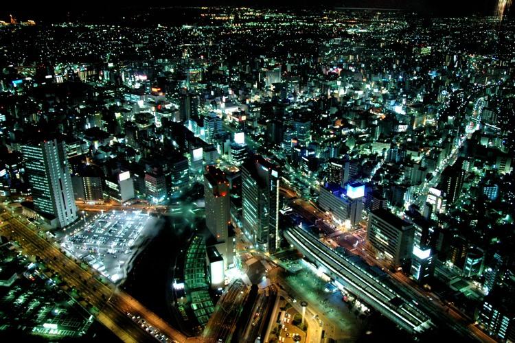 横浜の夜景2(3)