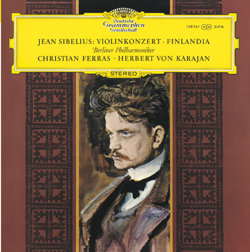 Christian Ferras,Herbert von Karajan - Sibelius Violin Concerto