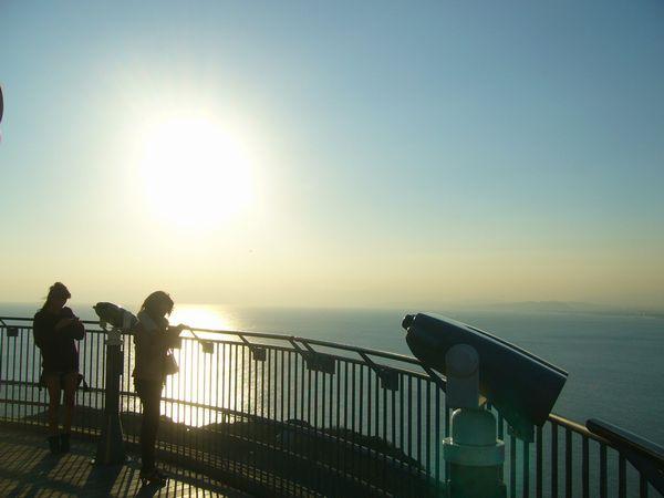江ノ島シーキャンドル風景②