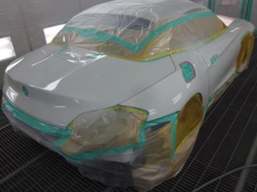 Z4塗装03