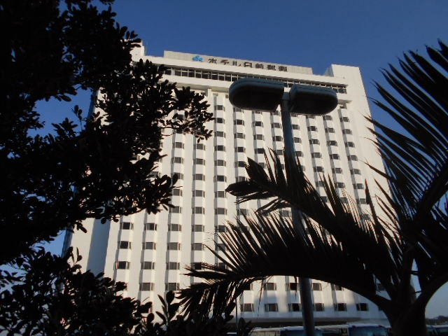 ホテル(外景)