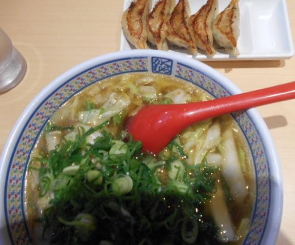ラーメン・餃子