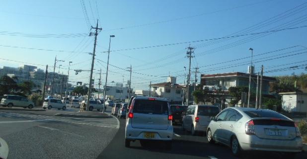 沖縄の朝②
