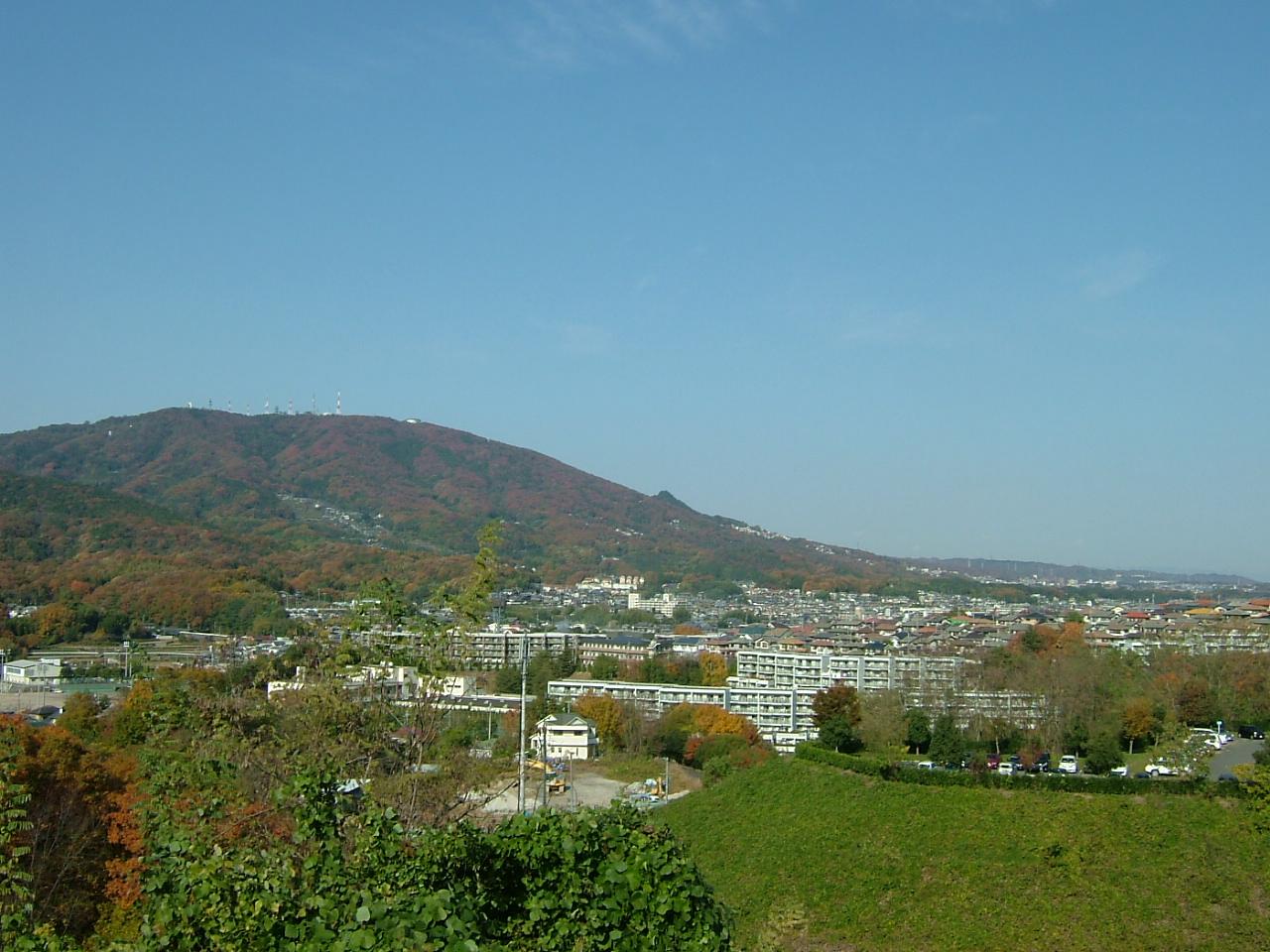 生駒景色②
