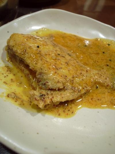 puja 魚料理
