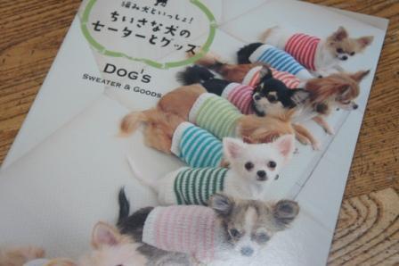 小さな犬のセーターとグッズ