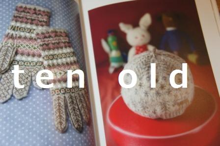ten old ニット本-3