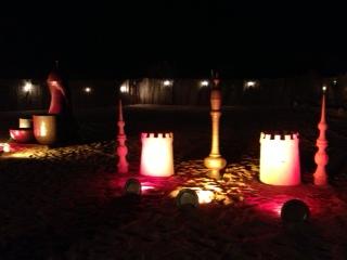 砂漠の夜4