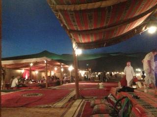 砂漠の夜5