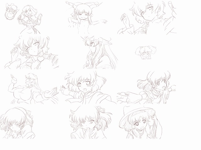 アニメ練習2