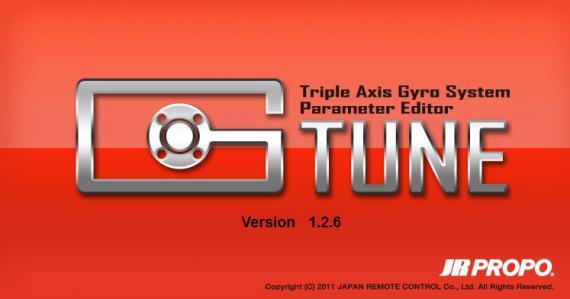 G-TUNE Ver 1.2.6