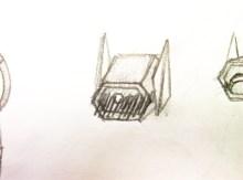 ナノクロンのグダグダな電子日記-見つめられて・・・