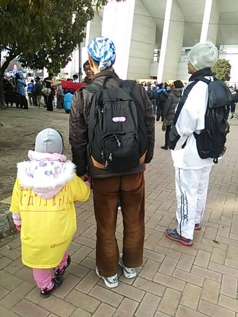 2014大阪ハーフ応援5