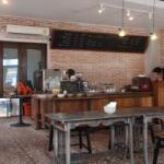 Cafe Arte店内雰囲気