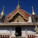 ランプーン・リーお寺の隣のお寺