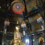 ランプーン・リーお寺の隣のお寺にあるエメラルド仏