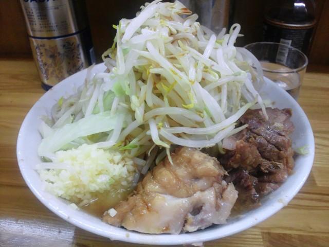 赤羽ニンニク野菜カラメ