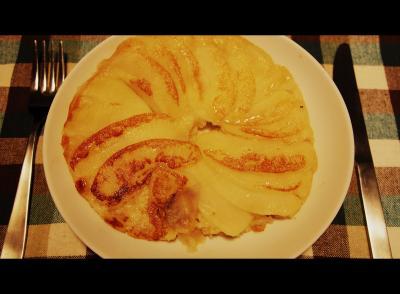 りんごケーキ1
