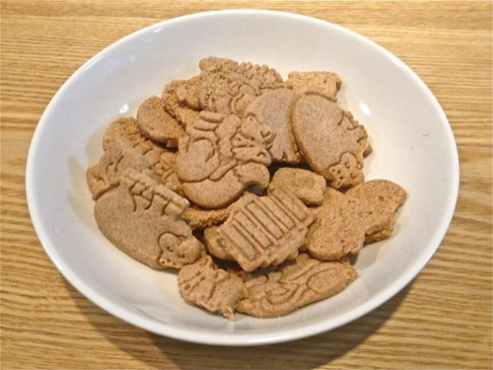 Barbara's Bakery, Snackimals Animal Cookies, Snickerdoodle, 2.125 oz (60 g) $1.07_1