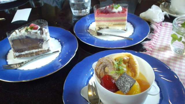 マリブ ケーキ