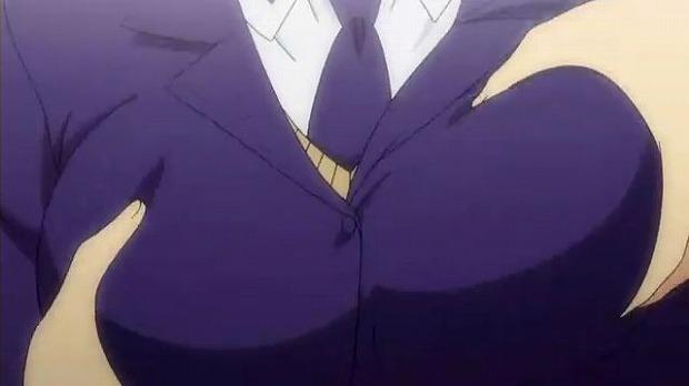 閃乱カグラ 8話7