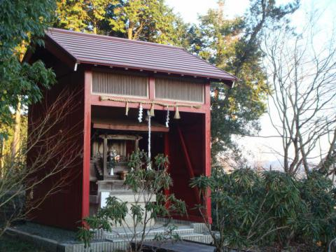 千手院四明神社