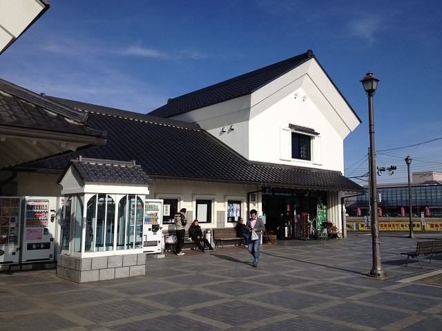 道の駅 さかい(茨城)