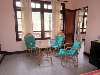 ネパール アパート